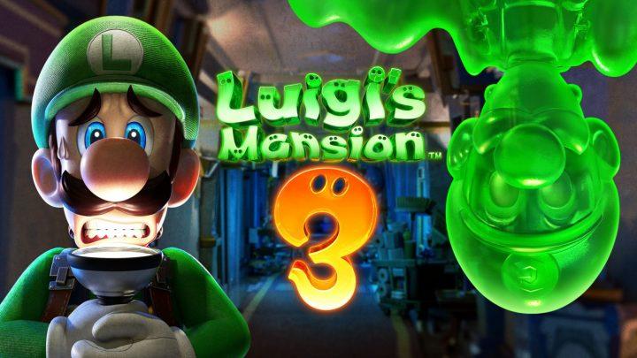 Trailer de Lanzamiento de Luigi's Mansion 3