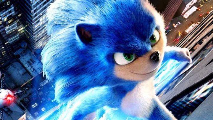 Nuevo Trailer de Sonic, La pelicula
