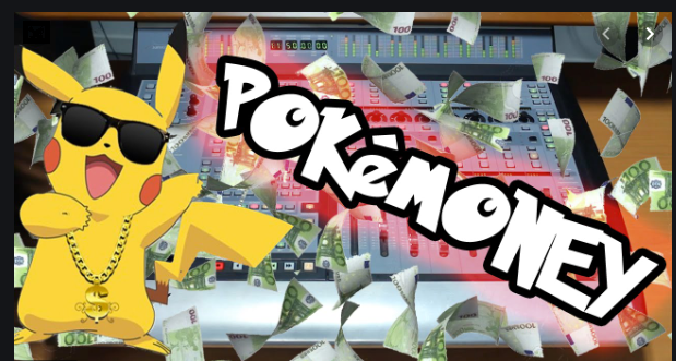 Pokemoney???
