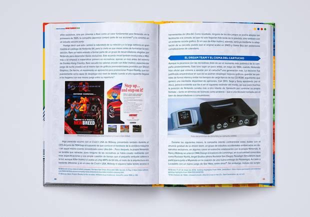 Enciclopedia del N64 disponible en Septiembre