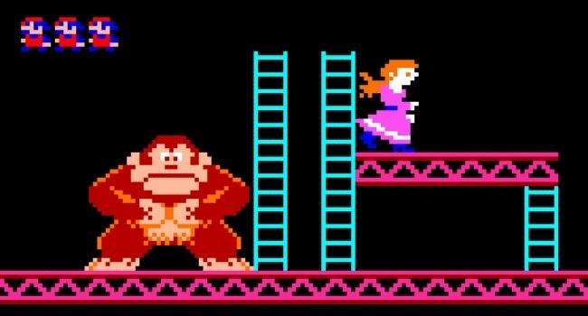 Donkey Kong va cumplir 40 años y se rumora nuevo titulo!!!!