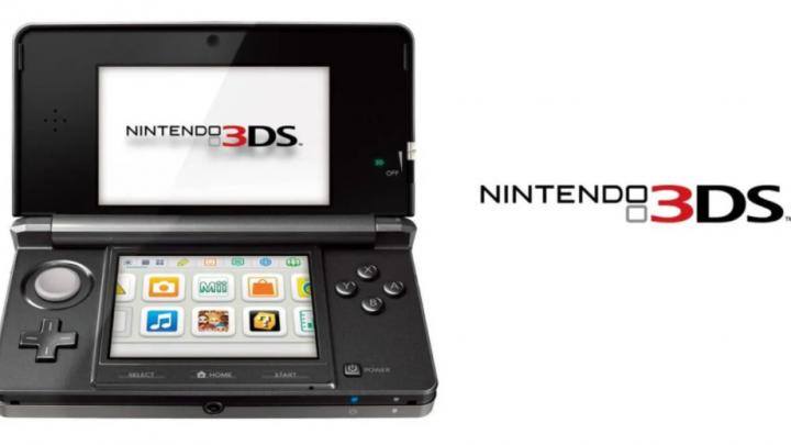 Nintendo 3DS: recibe una actualización.