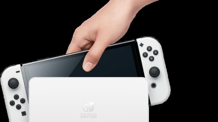 Finalmente se mostró el nuevo modelo de Nintendo Switch