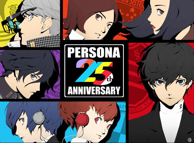 La Saga Persona cumple 25 años!!!