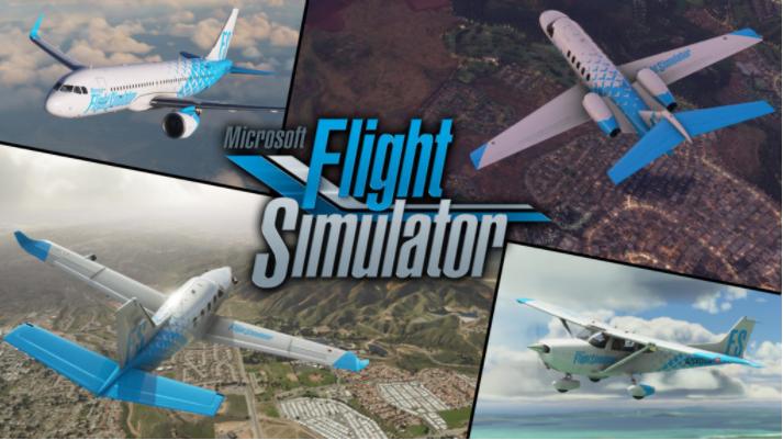 Impresionante: trabajo de Microsoft en Flight Simulator para Series X