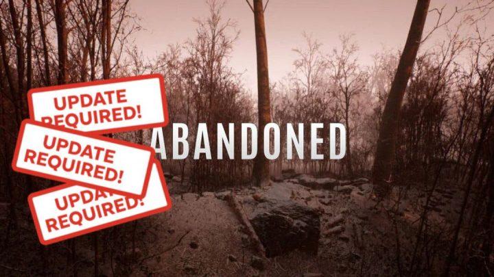 Abandoned: No pudo mostrar el trailer