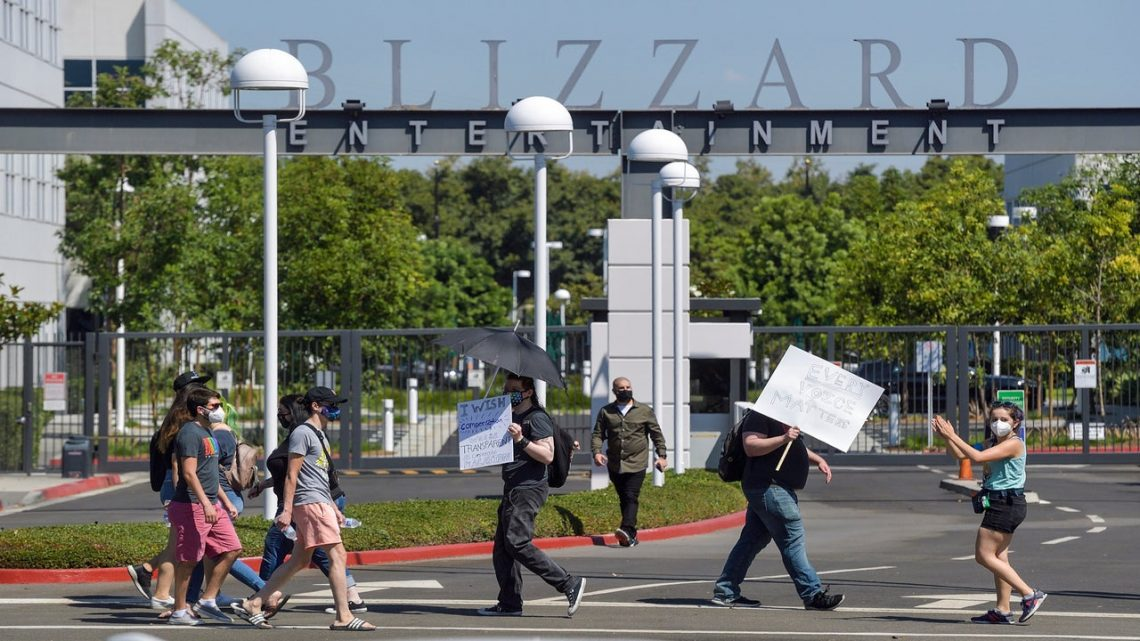 El caso Activision Blizzard continua dando de que hablar