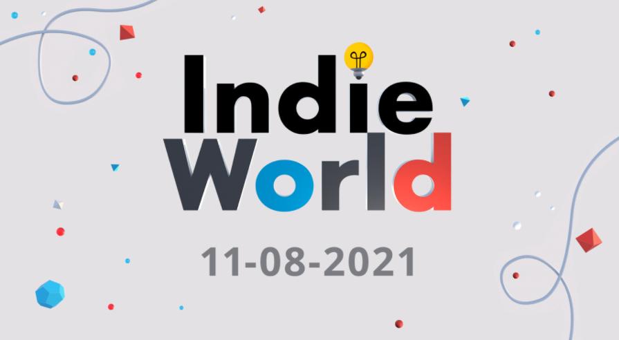 Indie World de Nintendo al medio dia