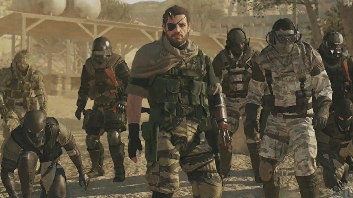 Los servidores de Metal Gear Solid V cerraran pronto en PS3 y Xbox 360