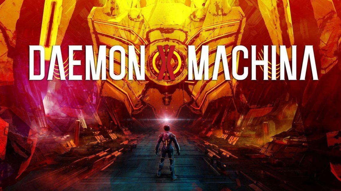 Daemon X Machina gratis por 6 días en Switch.