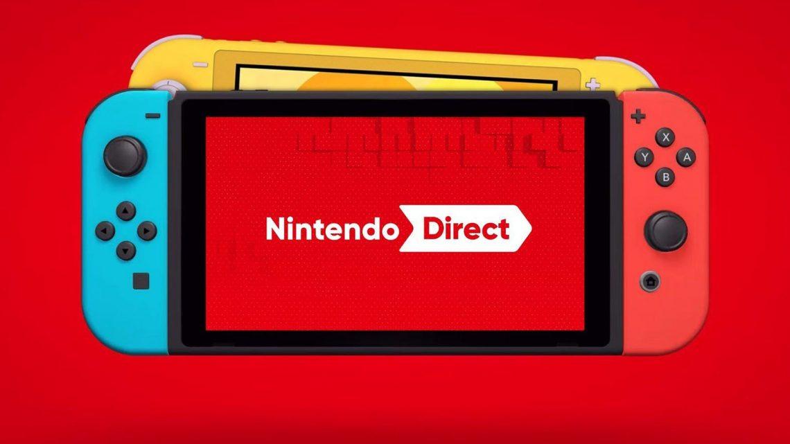 Podría haber un Nintendo Direct este mes