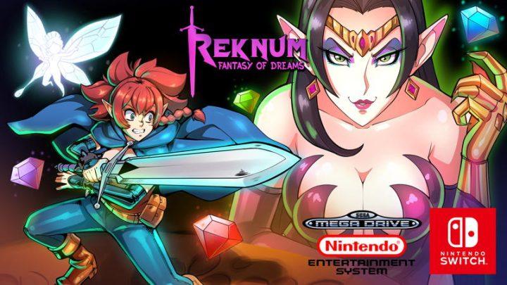 Nuevo tráiler de Reknum: Fantasy of Dreams