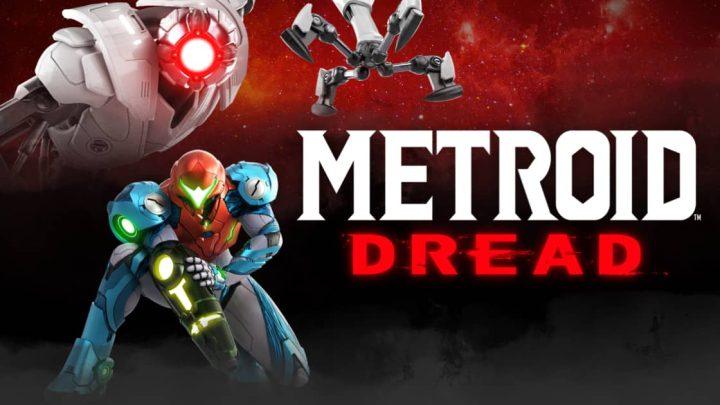 Metroid Dread, ya disponible
